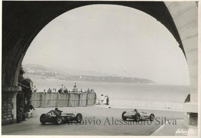 GP di Monaco, 65 anni fa.