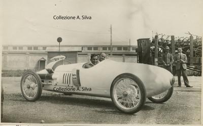 35 anni in anticipo. La Benz GP del 1923