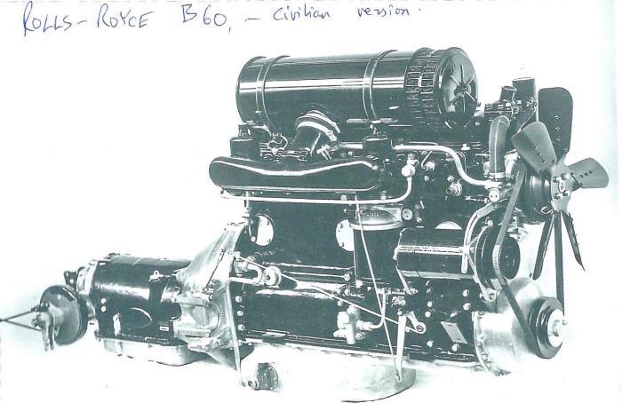 Motori con una inusuale disposizione delle valvole.