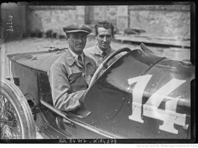 Carlo Salamano (1891-1969) pilota e collaudatore FIAT