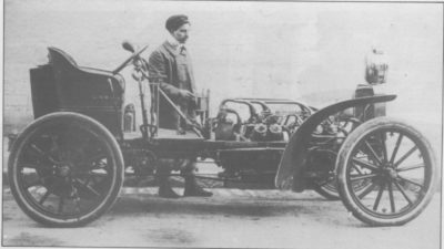 Motori leggendari III: il V8 Ader.