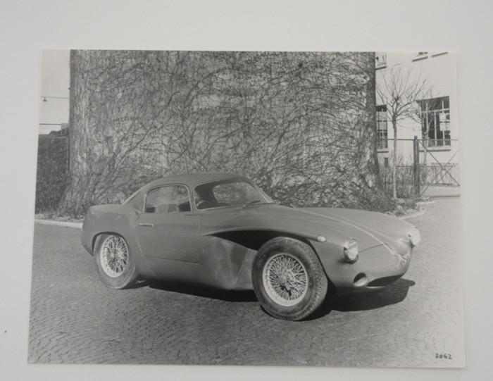 Alfa Romeo 1900 Sport e 2000 Sportiva