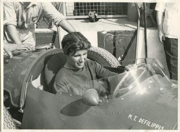 Si è spenta Maria Teresa de Filippis, prima donna a gareggiare in F1