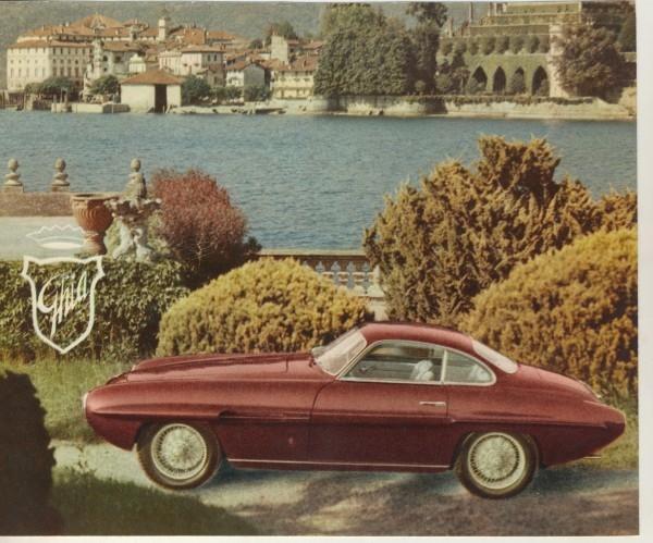 Il fondo di Savonuzzi al Museo dell'Automobile