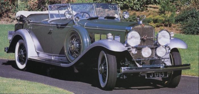 Motori Leggendari: il V16 Cadillac 452