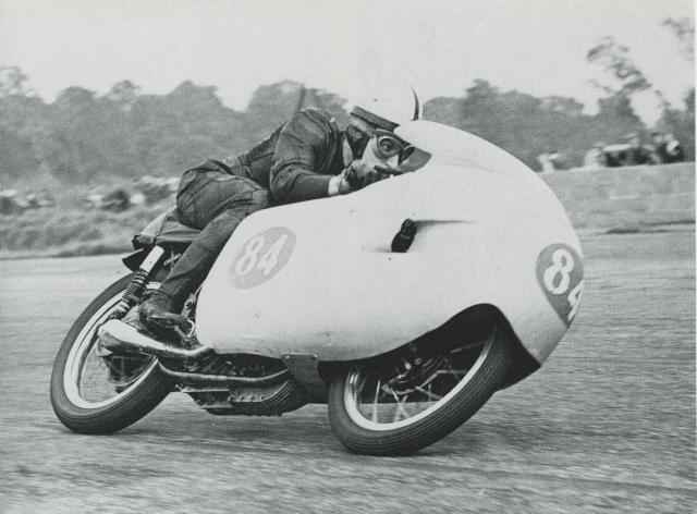 Surtees Silverstone 1957