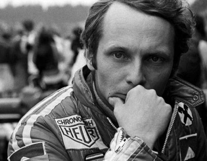 Niki Lauda (Andreas Nikolaus Lauda, 1949-2019)