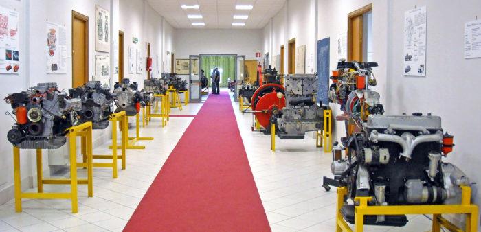 Energia e Storia: il Museo Storico dei Motori e dei Meccanismi a Palermo.